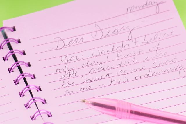 Secret Diary, Lovestruck teen