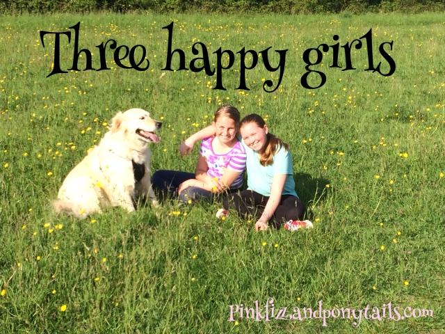 Three Happy Girls #MySundayPhoto